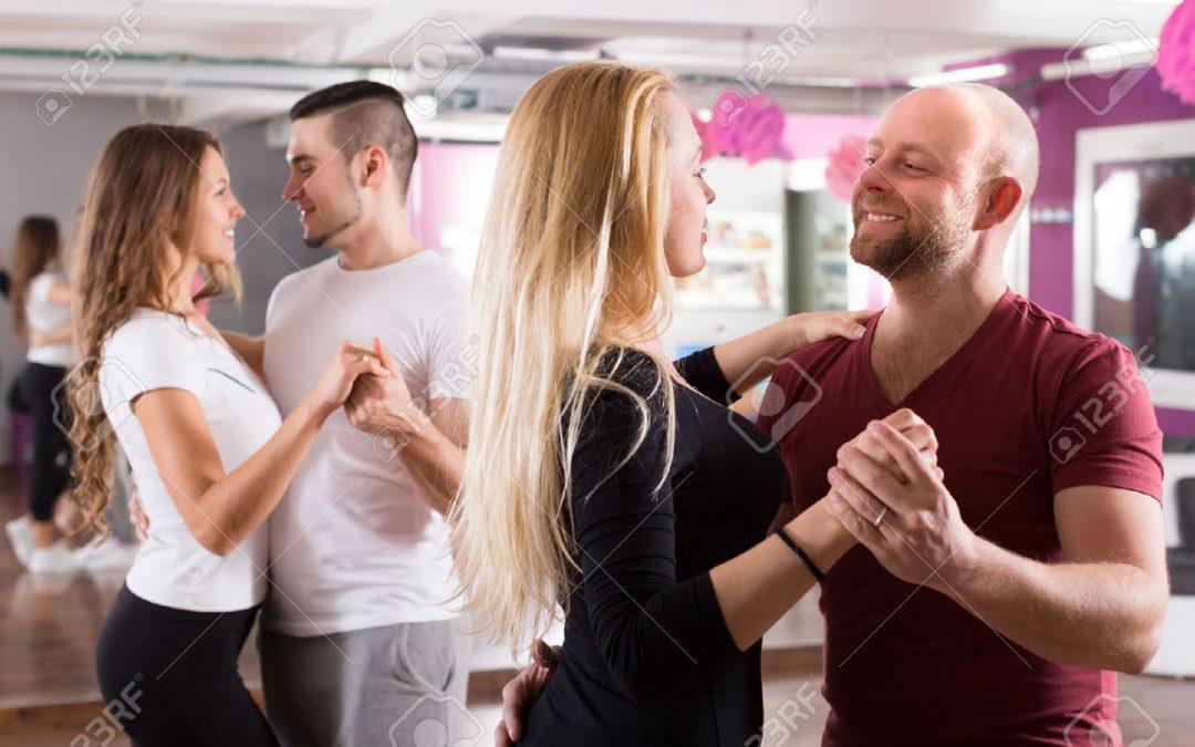 Swing tanzen für Anfänger