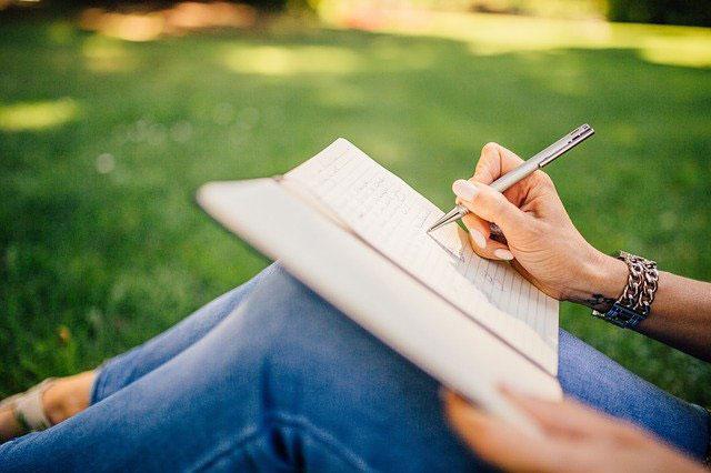 Ich schreibe mich frei