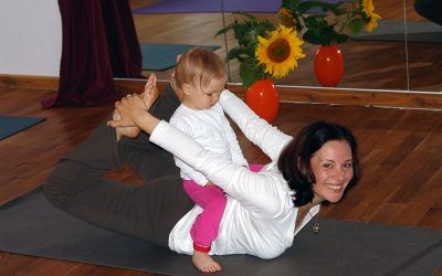 Yoga für Mutter & Baby