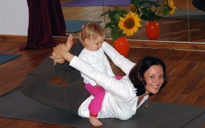 Yoga für Mutter & Baby